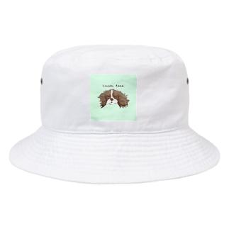爽やかミント☆キャバリア Bucket Hat