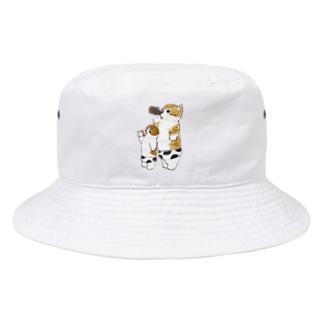 Milkにゃん Bucket Hat
