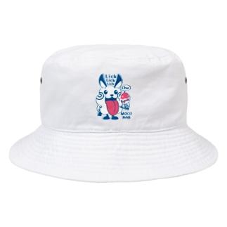 CT123 モコモコラビット1号*Lick Lick Lick Bucket Hat