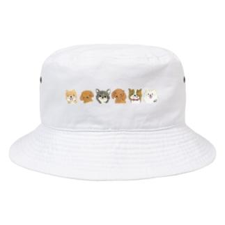 オンリーわん Bucket Hat