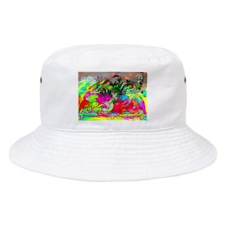 実家で見た悪夢 Bucket Hat