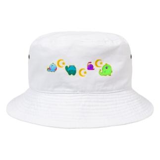もんしゅたず Bucket Hat