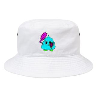 うんぽこないとっ! Bucket Hat