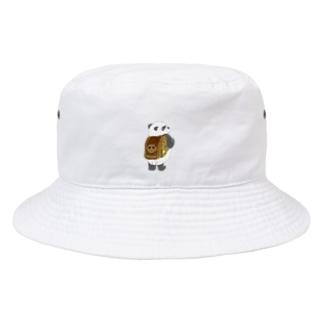 ぱんどせるくん Bucket Hat