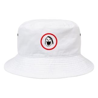 ともみのかお Bucket Hat