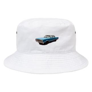 アメリカン車 Bucket Hat