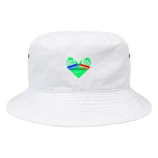 Hot Kiss~ホッチキス~ Bucket Hat