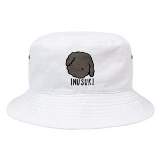 シュールな犬 Bucket Hat