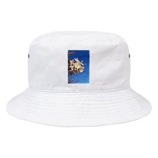 桜グッズ Bucket Hat