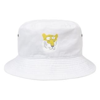 Danke Shoot Coffeeの春に染まるアムトラ Bucket Hat