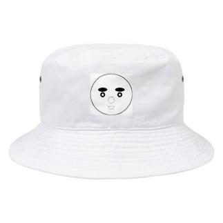 まんまるふぇいすのMr.ラウ Bucket Hat