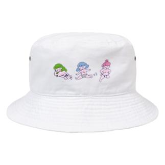 ニューりかちゃん Bucket Hat