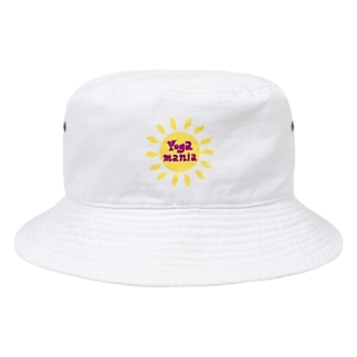 ヨガマニア Bucket Hat