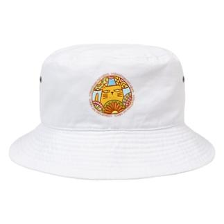 よししゃんのねこ Bucket Hat