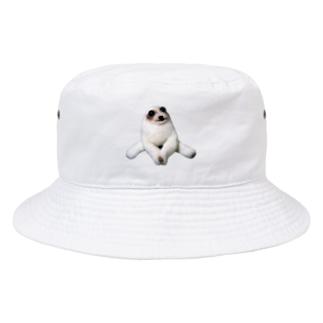 ナマケモノ Bucket Hat