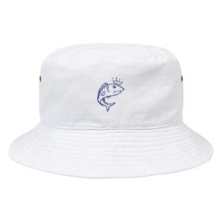 おさかなタイガー Bucket Hat