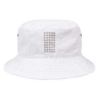トンキーヌまみれてかくれんぼ Bucket Hat