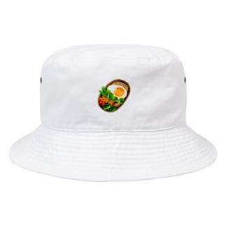 リアルなお弁当 Bucket Hat