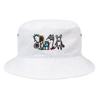 shamuu Bucket Hat