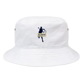 スプリットステップ ber.1 Bucket Hat