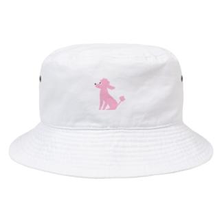 pink edamametoichi  Bucket Hat