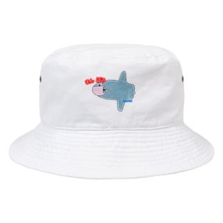 今こそマンボウ Bucket Hat