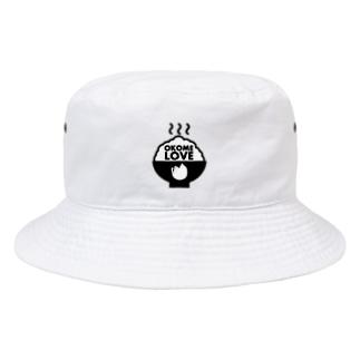お米LOVE Bucket Hat