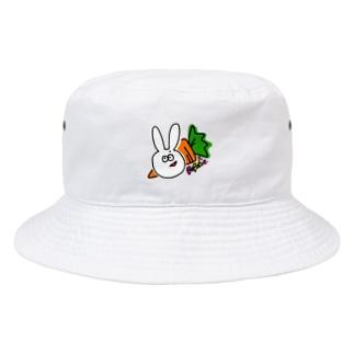 BaBaseパーカー Bucket Hat