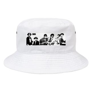 集合写真。渋め Bucket Hat