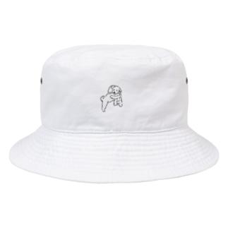 ギュッ。 Bucket Hat