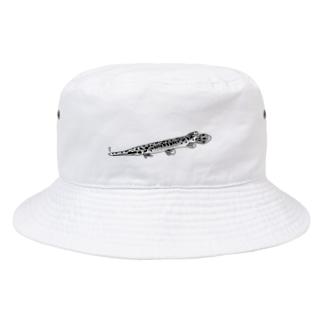 リアルめスポッテッドガー Bucket Hat