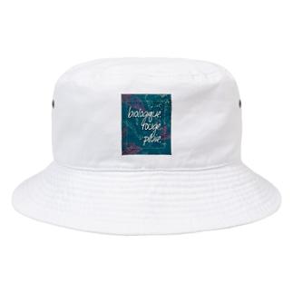 oka__のbotanical Bucket Hat