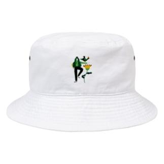 協調性とシンクロニシティ Bucket Hat