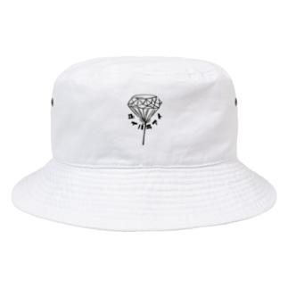 ダイバラアイ Bucket Hat