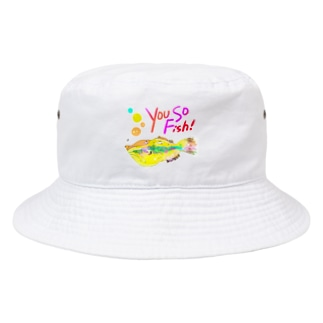 You So Fish Bucket Hat