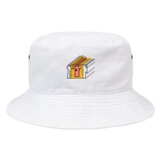 カツサンド Bucket Hat