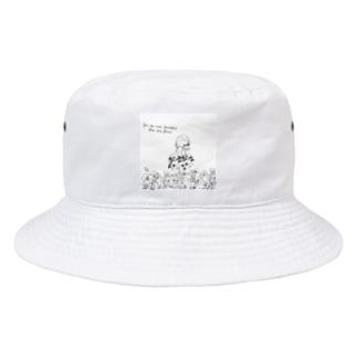 flower & girls Bucket Hat