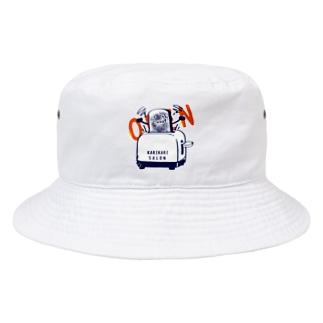 CT144 カリカリサロンF Bucket Hat