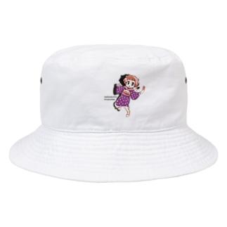 猫又娘 Bucket Hat