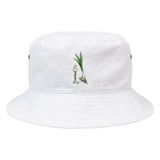 CT146 WAKEGI TO KONEGI Bucket Hat