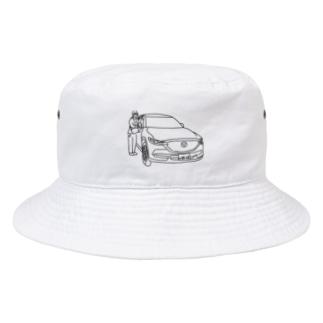 どなどな2 Bucket Hat