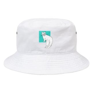 猫のカイ 4 Bucket Hat