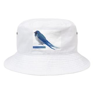 つばめ Bucket Hat