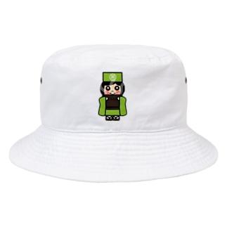 キッズモード某のお茶子ちゃん Bucket Hat