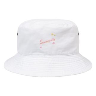 Summer!(ピンク) Bucket Hat