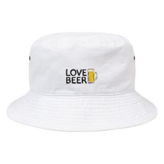 LOVE BEER Bucket Hat