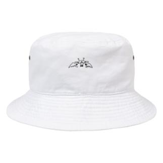 キリン好きの会 Bucket Hat