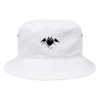 ダメゼッタイ Bucket Hat