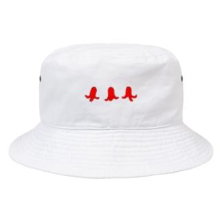 たこ・TAKO・タコ Bucket Hat