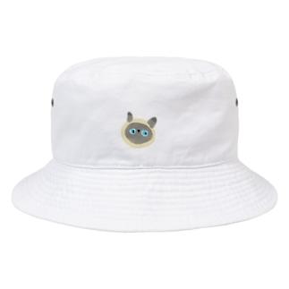 ネコチャン Bucket Hat